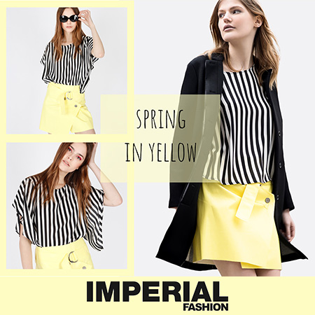 SPRING YELLOW