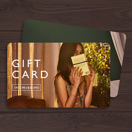 GIFT CARD INTIMISSIMI